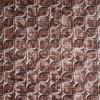 Самоклеящиеся 3D панели для стен под кирпич Чешуя 700х770х7мм