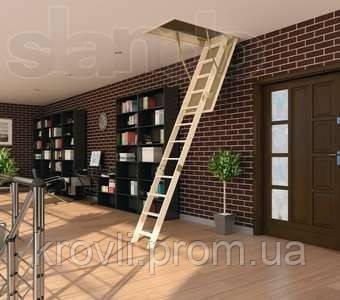 Чердачная лестница LWK Komfort  305  60*130