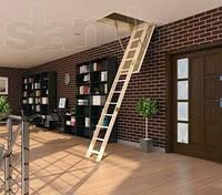 Чердачная лестница LWK Komfort  305  70*130, фото 1