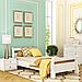 Ліжко дерев'яне односпальне Діана (бук), фото 7