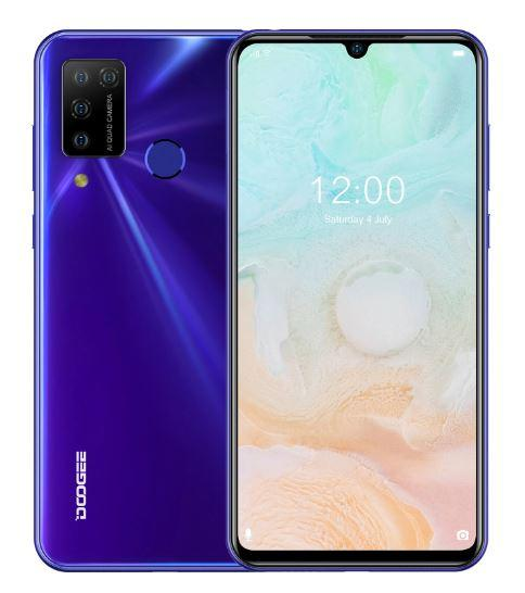 Смартфон DOOGEE N20 PRO 6/128Gb  Blue