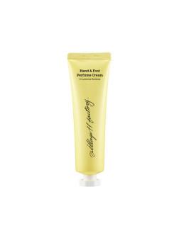 Парфюмированный крем для рук и ног с ароматом фрезии и жасмина Village 11 Factory Perfume Hand & Foot Cream