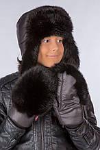 Детская шапка Для мальчиков Pl-010 Фиона Украины 56-58 см