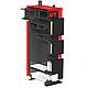 Твердотопливный котел на угле Kraft серия К 24 кВт с ручным управлением и чугунные колосники, фото 9