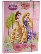 Папка для тетрадей на резинке картонная В5 Princess