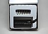 Універсальний зарядний пристрій від мережі і від прикурювача для ноутбуків з 8-ма насадками DC 12-24V 120ватт, фото 4