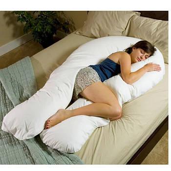 U-образна подушка для вагітних