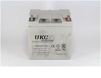 Гелевая батарея UKC 12V 24A (аккумулятор УКС 12В  24А))