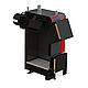 Бюджетный универсальный котел Kraft А 12 кВт из котловой стали работающий на любом твердом топливе, фото 9