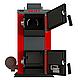 Бюджетный универсальный котел Kraft А 12 кВт из котловой стали работающий на любом твердом топливе, фото 8