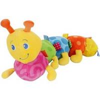 Мягкая развивающая игрушка Bright Starts - Цветная Гусеница