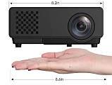 Мультимедийный проектор DB810 WIFI, фото 8