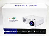 Мультимедийный проектор DB810 WIFI, фото 9