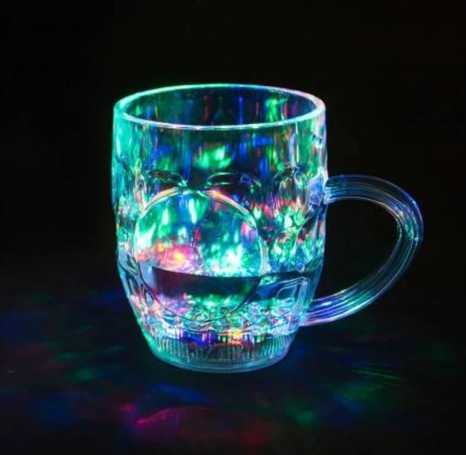 Стакан с подсветкой Color Cup W-70