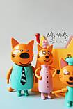 Набор героев Три кота PS 658, фото 2