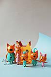 Набор героев Три кота PS 658, фото 4