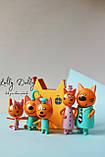 Набор героев Три кота PS 658, фото 5