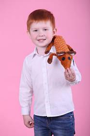 Лис іграшка з мультфільму Маленький Принц