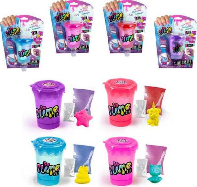 Canal Toys Набор для создания лизуна слайм Меняет цвет В ассортименте SSC038 slime