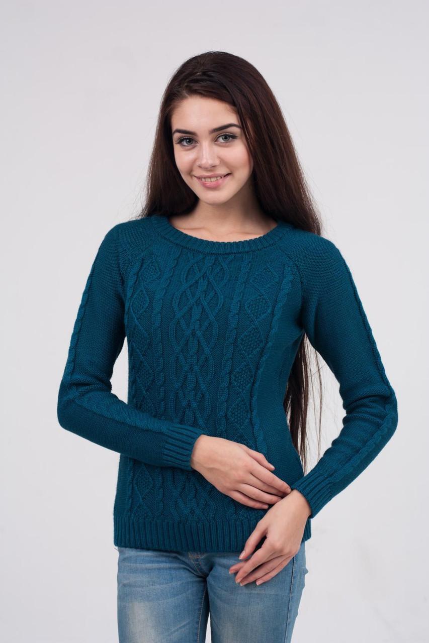 Джемпер модного цвета