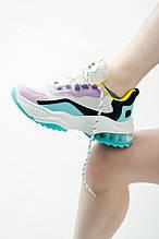 Кросівки із текстилю