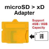 Переходник с microSD на xD-Picture Card Olympus (MASD-1)