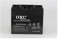 Гелевый аккумулятор UKC 18A 12V, аккумуляторная батарея УСК 12В 18А