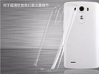 Ультратонкий 0,3 мм чехол для Asus Zenfone Selfie ZD551KL  прозрачный