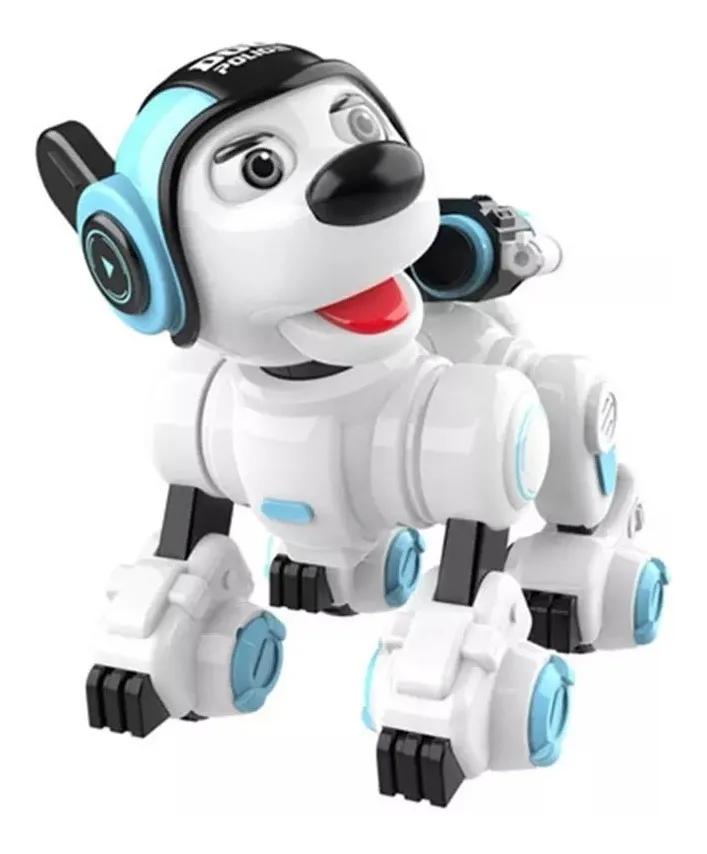 Многофункциональная интерактивная робот Собака на радиоуправлении 1901 стреляет пулями