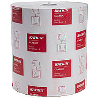 Паперові рушники в рулонах Katrin Classic 460232 - 2-х шарові/200м