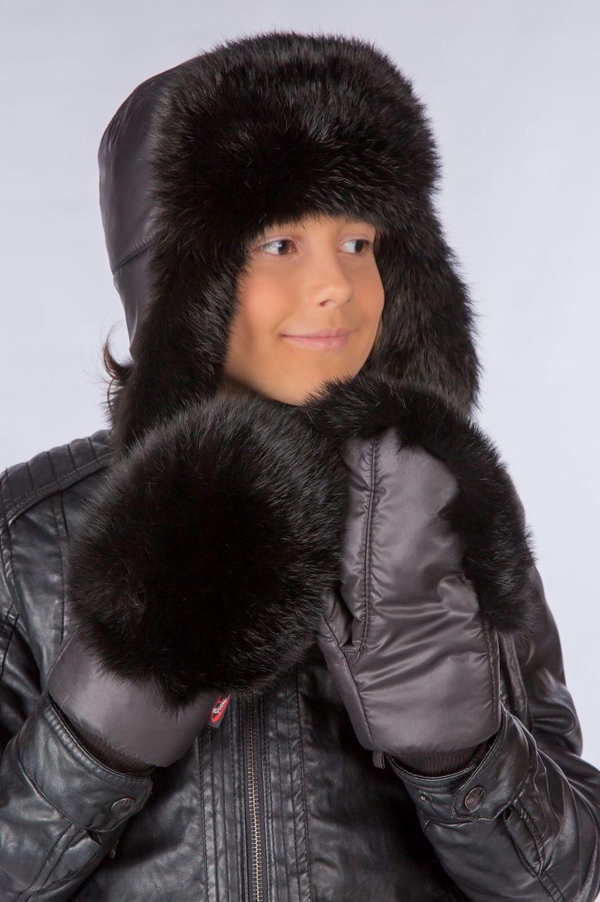 Детская шапка Для мальчиков Xl-010 Фиона Украины 50-52 см