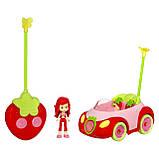 Кукла Шарлотта Земляничка Strawberry Shortcake, музыкальная машинка на пульте управления, фото 2