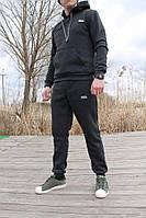 Трикотажный спортивный костюм Fila (Серый)