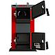 Бюджетный универсальный котел Kraft А 16 кВт из котловой стали работающий на любом твердом топливе, фото 7