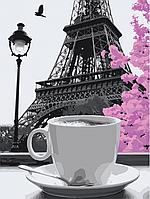 """Картина по номерам. Art Craft """"Кофе в Париже"""" 40*50 см 11208-AC, картины по номерам,раскраски с"""