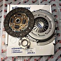 Набор сцепления (корзина+диск+выж) ● 200 mm. МК, LIFAN 620 2160003021 Könner
