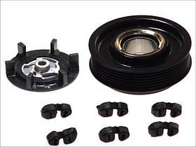 Муфта компрессор кондиционера FIAT DOBLO, PUNTO, LINEA 1.3D/1.7D 09.03