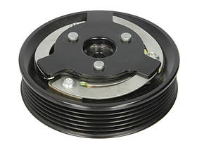 Муфта компрессор кондиционера SKODA OCTAVIA A5, ROOMSTER 1.2-3.6 02.03