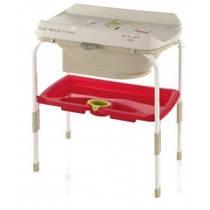 Пеленальный стол с ванночкой Jane Flip, цвет R76