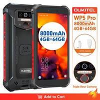 Смартфон защищенный Oukitel WP5 PRO 4GB/64Gb, 8000mAh, 8 ядер, IP68, IP69 лучший в Украине