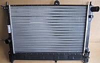 Радиатор Ланос-1.5,1.6,без кондиционера.