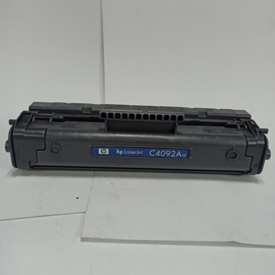Картриджі оригінали HP 92A (C4092A) або Canon EP22 для HP 1100