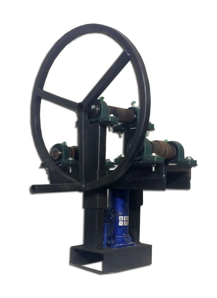 Гидравлический трубогиб профилегиб ручной | профилегибочный станок ручной ТГ 2 PsTech