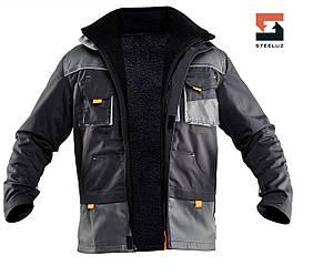 Куртка рабочая со съёмной утепленной подкладкой SteelUZ 4S, спецодежда