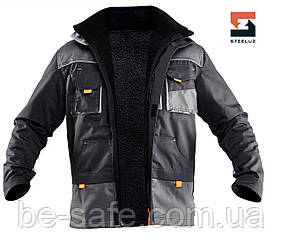 Куртка робоча зі знімною утепленою підкладкою SteelUZ 4S, спецодяг
