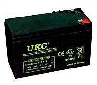 Батарея аккумуляторна UKC 12V 9A, гелевый аккумулятор УКС 12В  9 А, фото 1