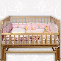 """Постельный комплект в детскую кроватку Homefort """"Лялечка"""", расцветки в ассортименте"""