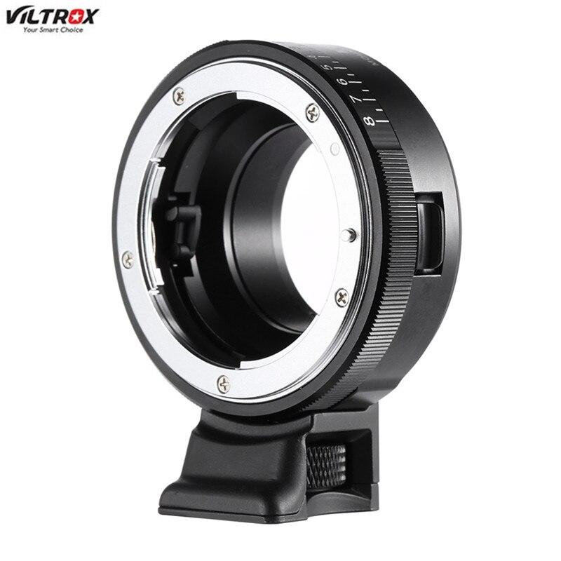 Адаптер Viltrox NF-M43 для Nikon F на байонет Micro 4/3 (Panasonic, Olympus, Blackmagic)