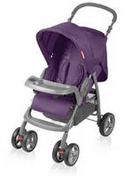 Прогулочная коляска Baby Design Bomiko Model L, цвет фиолетовый