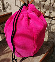 Чехол для мяча гимнастического розовый, фото 2